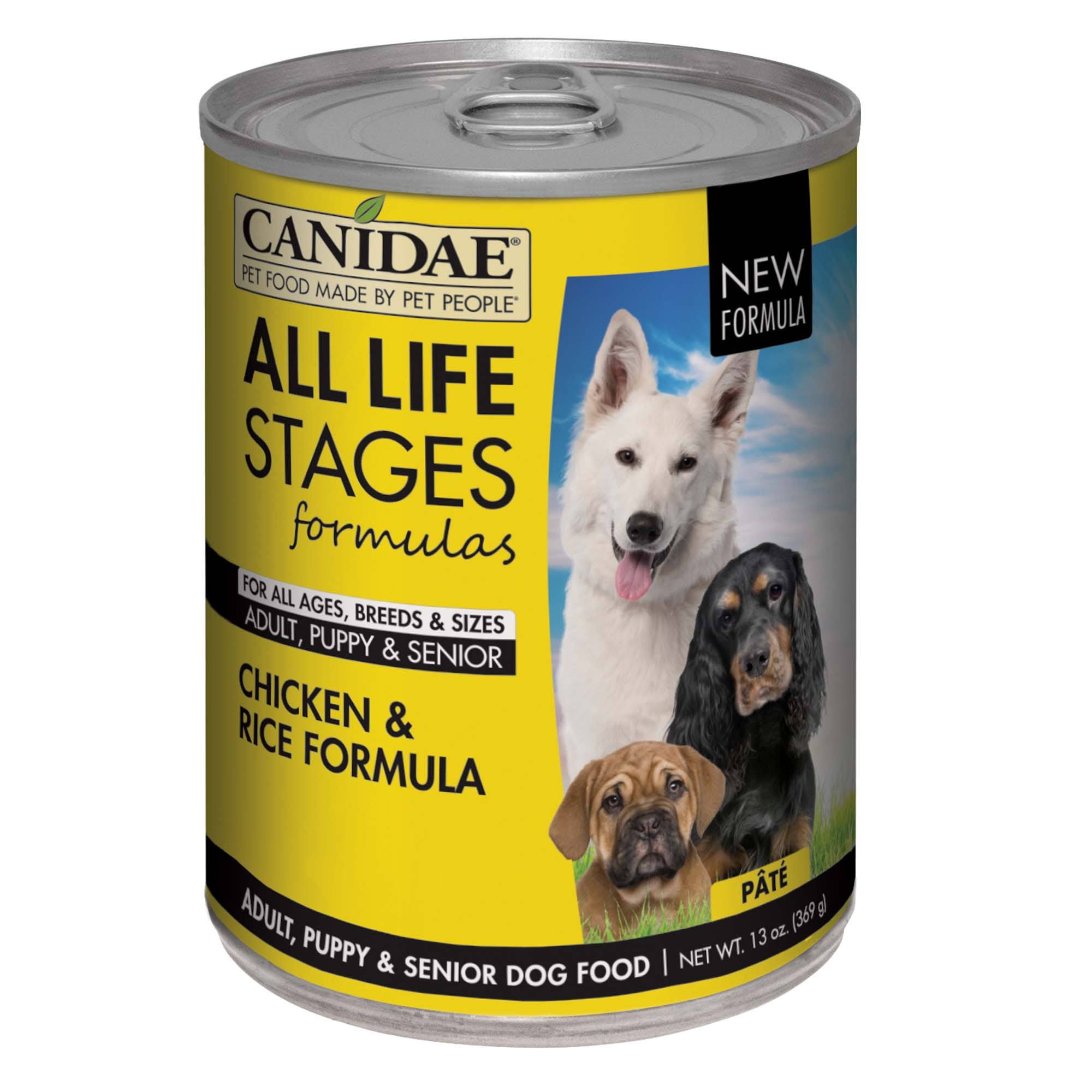 Canidae ALS Chicken & Rice Formula Dog Food