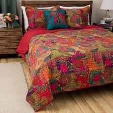 Greenland Home Bedding by Greenland Home Fashions Jewel 3 Piece Quilt Set Free Shipping