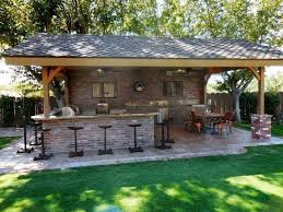 Garden Kitchen Ideas 36 The Best Outdoor Kitchen Design Ideas Popy Home