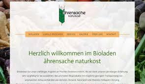 bioladen ährensache naturkost bioladen biomarkt