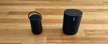 sonos move vs bose portable home speaker definitive guide