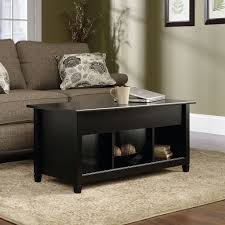 Sauder Edge Water Computer Desk Estate Black by Edge Water Coffee Table With Lift Top U2013 Estate Black The Brick