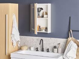 spiegelschrank mit led condor ch