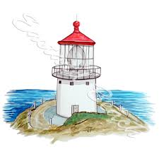 100 Lighthouse Truck And Auto Malcapuu Hawaii Printed Vinyl Decal Art SUV