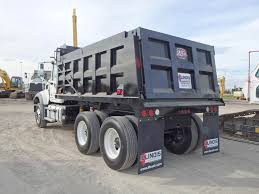 2015 Mack GRANITE GU433 Heavy Duty Dump Truck For Sale, 26,984 Miles ...