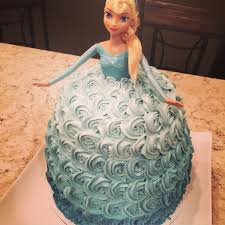 Frozen Elsa Cake Fun Everyday Healthy Cooking