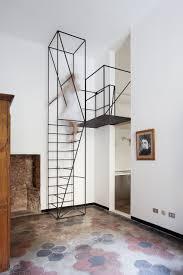 100 House In Milan Minimalist Staircase Design Enriching CenturyOld In