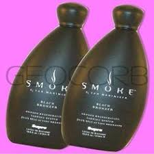 cool new supre smoke black bronzer indoor tanning bed lotion for