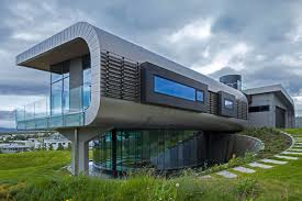 100 House And Home Pavillion Of Shapes In Iceland By EON Architecture Awesomeness