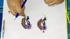 Earring Designs To Make At Home - Home Design How To Make Pearl Bridal Necklace With Silk Thread Jhumkas Quiled Paper Jhumka Indian Earrings Diy 36 Fun Jewelry Ideas Projects For Teens To Make Pearls Designer Jewellery Simple Yet Elegant Saree Kuchu Design At Home How Designer Earrings Home Simple And Double Coloured 3 Step Jhumkas In A Very Easy Silk Earring Bridal Art Creativity 128 Jhumka Multi Coloured Pom Poms Earring Making Jewellery Owl Holder Diy Frame With