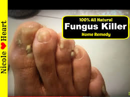 Home Remedy for Toenail Fungus & Athlete s Foot