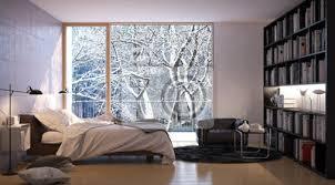 fototapete modernes schlafzimmer mit bücherregal schlafzimmer mit bücherregal