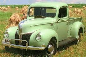 1941 Ford Pickup Melanie's Next Door Neighbor, Grady Parker, Drives ...