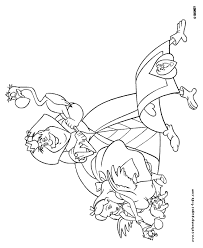 Queen Of Hearts Alice In Wonderland Disney Coloring Pages Color Plate