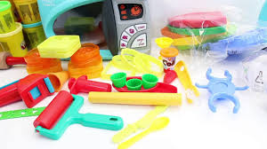Dora The Explorer Kitchen Set by Deluxe Food Set Cooking Machine Play Doh Toy Food Diy Make Ice