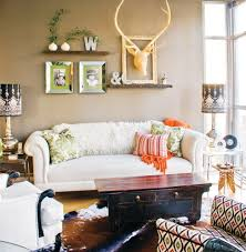 Image detail for Country style small space living room decor