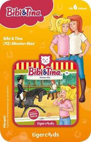 tigercard bibi tina mission alex folge 92