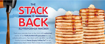 Ihop Halloween Free Pancakes 2014 by Ihop All You Can Eat Pancakes Through February 8th Cleveland Tn
