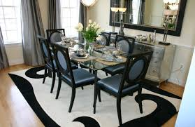 This Dining Room Features Many Essential Elements Of Style