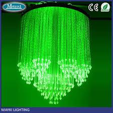 fiber optic ceiling light products mfc 09 fibre optic ceiling pendant l fiber optic chandelier