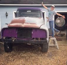 Truck Girl Bailee Mills - Wildcat Scratch Post