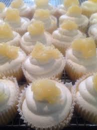 Pineapple Ciroc Cupcakes
