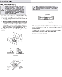 Ceiling Fan Balancing Kit Instructions by 56brm 1 56 Inch Breezemore User Manual Part 1 King Of Fans Inc