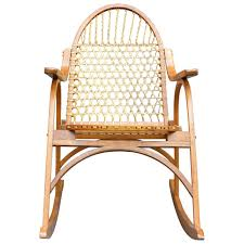 Vermont Tubbs Snowshoe Rocking Chair At 1stdibs Snowshoe Oak Rocking Chair With Rawhide Lacing By Vermont Tubbs Slat Hardwood Magnificent Collections Chairs Walmart With 19th Century Vintage Carved Wood Swan Rocker Team Color Georgia Modern Contemporary Black Porch Rockers Adaziaireclub How To Choose Your Outdoor 24 Tips And Ideas Farmhouse Rustic Fniture Birch Lane Toddler Americana Used For Sale Chairish 1980s Martin Macarthur Curly Koa Slatback Shine Company White Mi