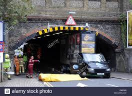 100 Truck Stuck Under Bridge Stock Photos Stock Images