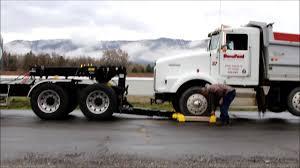 100 Ebay Semi Trucks For Sale Zacklift Z303 FIFTHWHEELER Using The Heavy Duty Wheel Lift YouTube