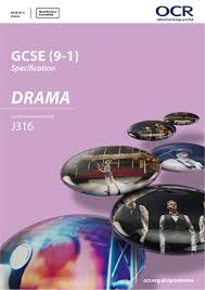 Our GCSE In Drama Provides Opportunities For Students To Understand And Create As A Practical Art Form They Develop Range Of Theatrical Skills