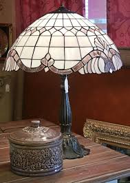 Tiffany Style Lamps Vintage by 203 Best Tiffany Lamp Images On Pinterest Stained Glass Lamps
