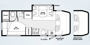 Itasca Class C Rv Floor Plans by 15 Itasca Class C Rv Floor Plans 17 Melhores Ideias Sobre
