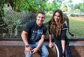 Team USA Visit Busch Gardens Tampa Bay Theme Park Adventure