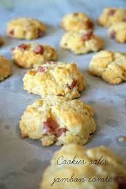 idee cuisine rapide cookies salés au jambon un apéro en 5 minutes recette apéro