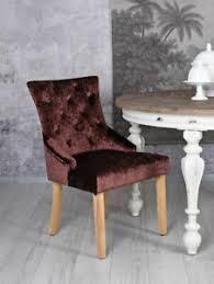 sitzmöbel ring stuhl esszimmer sessel brombeere