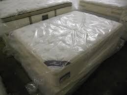Serta Perfect Sleeper Air Mattress With Headboard by Bedroom Cozy White Serta Perfect Sleeper Mattress For Bed Ideas