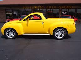 100 Ssr Truck For Sale 2004 Chevrolet SSR AllCollectorCarscom