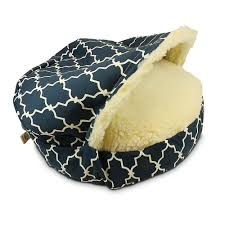 Cozy Cave Dog Bed Xl by Snoozer Luxury Cozy Cave Pet Bed Wag Collection