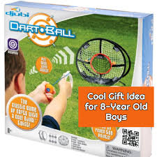 DJUBI DART BALL Cool Gift Idea For 8Year Old Boys Gift Ideas