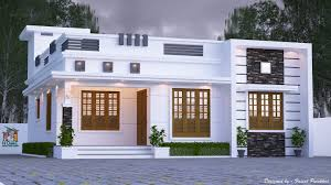 104 Housedesign 1174 Square Feet 3 Bedroom Single Floor Modern Beautiful House Design Home Pictures