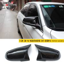 Replacement Carbon Fiber Cf Mirror Covers For Bmw F10 F30 F26 F16 ... Tyger Abs Triple Chrome Plated A Pair Mirror Covers 9706 Ford Putco Peel And Stick Installation Replacement Carbon Fiber Cf Mirror Covers For Bmw F10 F30 F26 F16 Upgrade Performancestyle Ugplay Towing Mirrors 2pcs Landrover Discovery 3 And 4 05 Onwards Stainless Steel Polaris Slingshot Side View By Tufskinz Agency Power Carbon Fiber Door Set Of 2 Mini Cooper Avs 687665 42018 Chevy Silverado Trim Vw Touareg 2008 2011 Silver Wing Cap 52016 F150 Skull Replacement