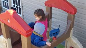 Step2 Playhouses Slides U0026 Climbers by Review Of The Step2 Alpine Ridge Climber And Slide By Thrifty