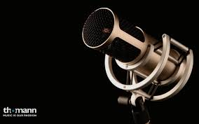 Microphone Wallpapers PC H5PO4GQ
