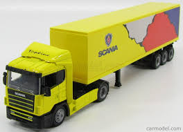 NEWRAY 15513A Scale 1/43 | SCANIA R124 400CV TOPLINE TRUCK 2000 ... Newray 132 Scale Peterbilt Red Bull Ktm Race Team Truck Die Cast Newray Patriot Missiles 60 Launcher End 42520 1110 Am Newray Kawasaki Two Factory Gift Set Dc 379 Tow By New Ray Nryss12053 Toys Transporter 143 Diecast Single Dump W Wheel Loader Diecast New Ray Rch Suzuki Bevro Intertional Webshop 389 Cab Toy For Kids Youtube The Lvo Vn780 Semi With Trailer Long Hauler 14213