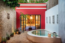 100 Home Interior Mexico A Stylishly Renovated Mexican Combines Contemporary And