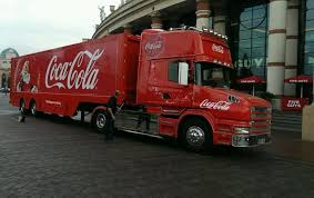 Coca Cola Truck Arrives At The Trafford Centre - Manchester Evening News Cacola Other Companies Move To Hybrid Trucks Environmental 4k Coca Cola Delivery Truck Highway Stock Video Footage Videoblocks The Holidays Are Coming As The Truck Hits Road Israels Attacks On Gaza Leading Boycotts Quartz Truck Trailer Transport Express Freight Logistic Diesel Mack Life Reefer Trailer For Ats American Simulator Mod Ertl 1997 Intertional 4900 I Painted Th Flickr In Mexico Trucks Pinterest How Make A With Dc Motor Awesome Amazing Diy Arrives At Trafford Centre Manchester Evening News Christmas Stop Smithfield Square