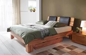 massivholzbett bett hasena buche massiv serie wood line