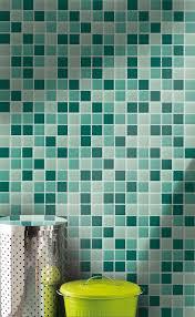 mosaikfliesen für bad küche und wohnzimmer schöner wohnen