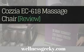 ec 618 review massage chair tested nov 2017
